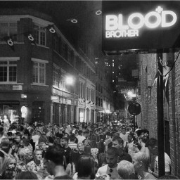 Blood Brother x LCM Launch Party