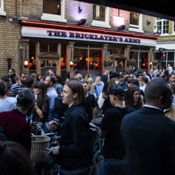 Blood Brother SS16 LCM Launch Party Recap