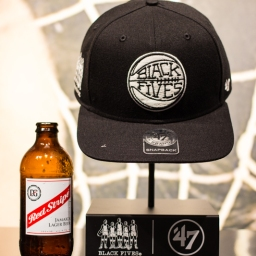 47 Brand x Black Fives Foundation Launch Party Recap