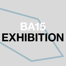 LCF BA15 Exhibition