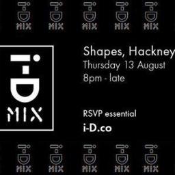 i-D Mix Grime Night @ Shapes