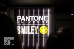 Smiley London x Pantone Launch