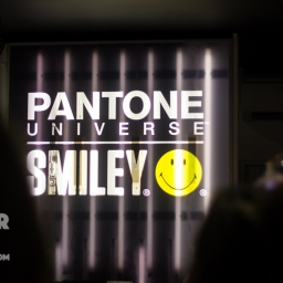 Smiley London x Pantone Launch
