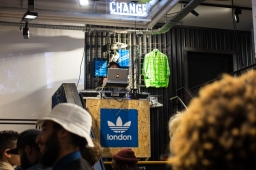 Adidas Originals London – 1 Year Anniversary