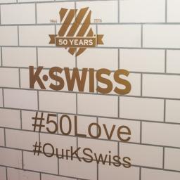 K-Swiss 50th Anniversary