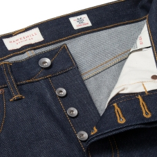 Hawskmill-Loose Tapered Cone Denim 2