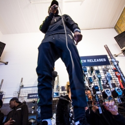 G-SHOCK x Crepe City Presents: Ghetts