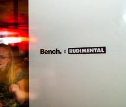 Bench x Rudimental