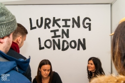 The Lurkers – Lurking In London Launch
